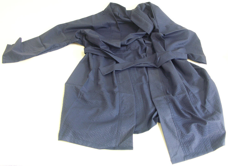 Dressing Gown From Atlas Clinical Chiropractic Tables
