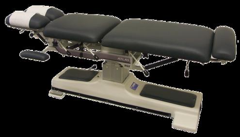 Reflex Generation Rg2 Chiropractic Table