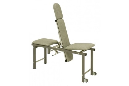 Training Bench with Narrow Back Support