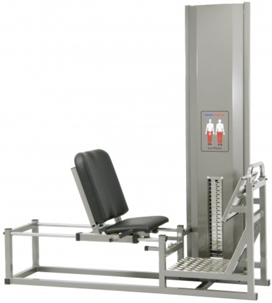 Legpress with Cover