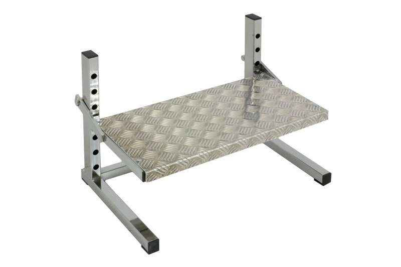 Step Stool From Atlas Clinical Chiropractic Tables